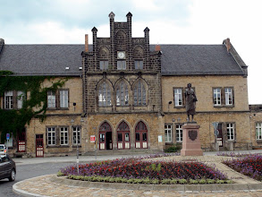 Photo: Startbahnhof Quedlinburg