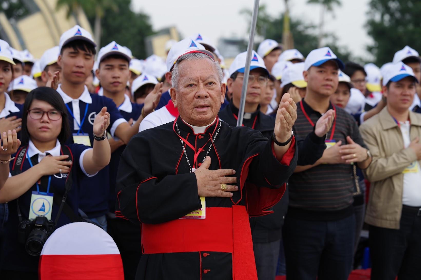 Những hình ảnh đẹp về lễ khai mạc Đại Hội Giới Trẻ giáo tỉnh Hà Nội lần thứ XV tại Thanh Hóa - Ảnh minh hoạ 41