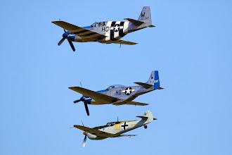 Photo: Tak to je jediná letová fotka zeleného Bušona, co jsem ulovil.