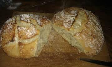Delicious Homemade Bread