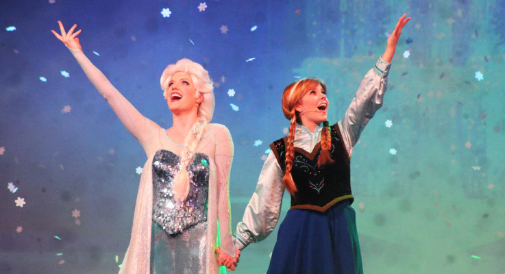 All things Frozen at Disney World