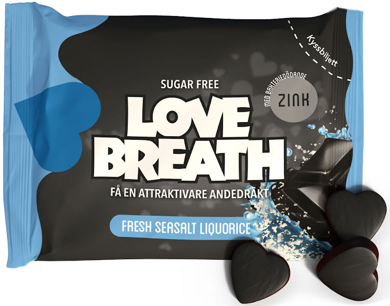 Fresh Seasalt Liquorice – Love Breath