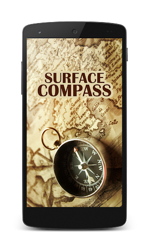Surface Compass