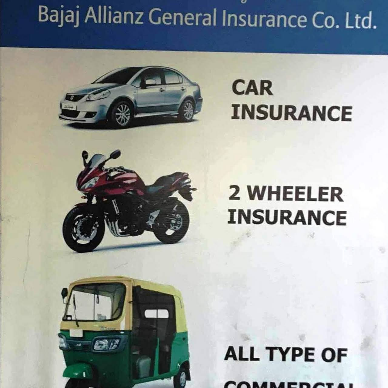 Bajaj allianz 2 wheeler insurance