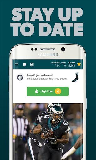 Philadelphia Football Rewards  screenshots 4