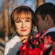 Wedding photographer Ruzanna Uspenskaya (RuzannaUspenskay). Photo of 16.12.2017