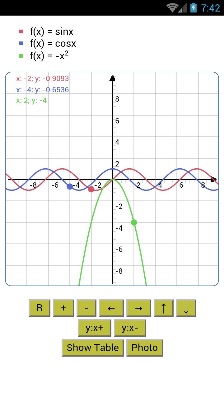 Scientific Calculator (adfree) Screenshot 5
