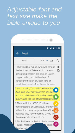 玩免費書籍APP|下載KJV Bible app不用錢|硬是要APP