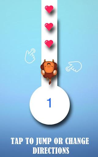 Télécharger Appuyez sur Tap Run - Animal Dash APK MOD (Astuce) screenshots 2