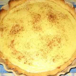Amish Custard Pie