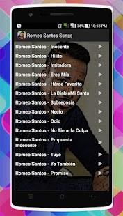 Romeo Santos Songs - náhled
