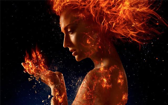 X-Men: Dark Phoenix Theme & New Tab