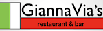 Logo for GiannaVia's Restaurant & Bar