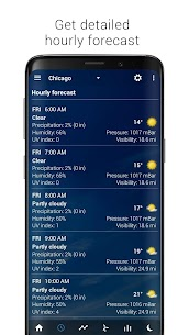 Transparent clock weather (Ad-free) [SUBSCRIBED] 4