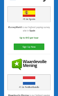Paid Surveys - Earn Money App- screenshot thumbnail