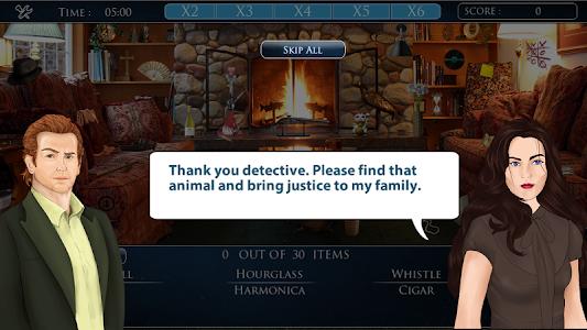 Mystery Case: Perfect Alibi screenshot 4