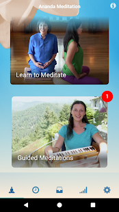 Ananda Meditation: With Yogananda's Teachings- screenshot thumbnail