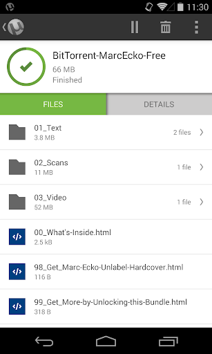 µTorrent® Pro - Torrent App screenshot 5