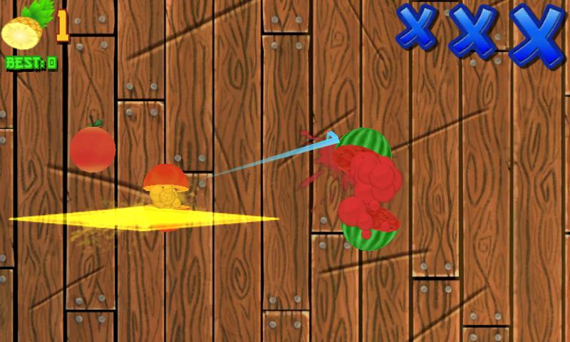 Fruit Slicing Game - στιγμιότυπο οθόνης
