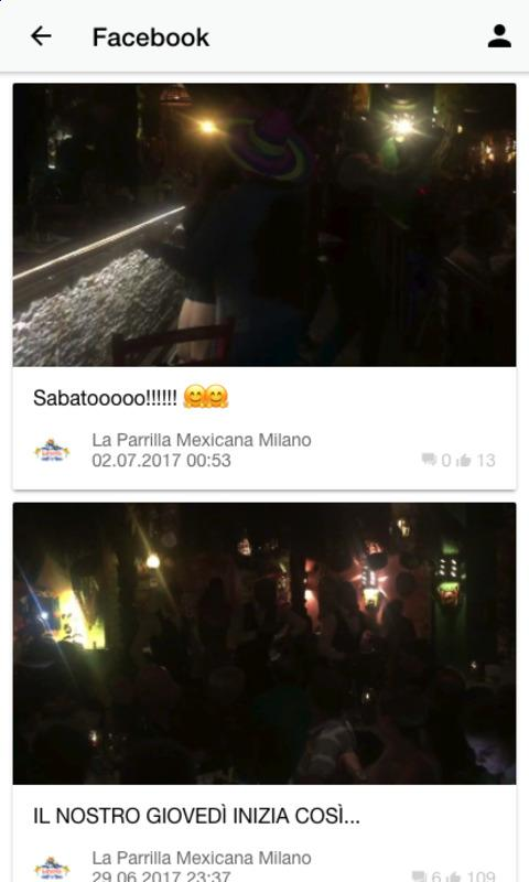 La Parrilla Mexicana- screenshot