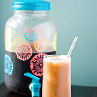 DIY Cold Brew Iced Coffee