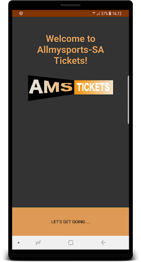 AMS Tickets 1.0 screenshots 1