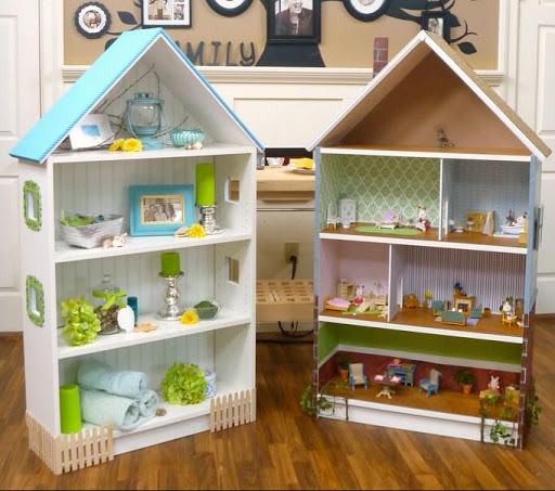 Beautiful Doll House Design