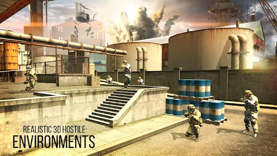 Mission Counter Attack MOD Apk (Unlimited Money) 1