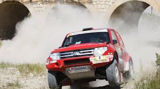 Campeonato de España de Rallys Todoterreno y Bugys.