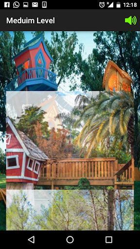 Tile Puzzle _Tree House