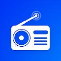 Радио онлайн бесплатно слушать - React Radio FM icon