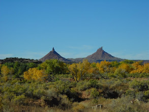 Photo: S and N Sixshooter Buttes
