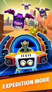 Guardians: Alien Hunter Mod Apk (Unlimited Money) 0.0.11 4