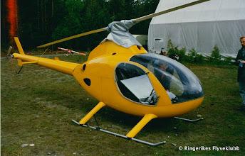 Photo: Rotorway Exec 90 Bygget av Ola Tronrud Aldri registrert i Norge pga LT Solgt til Finland