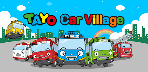Tayo Car Village Aplikasi Di Google Play