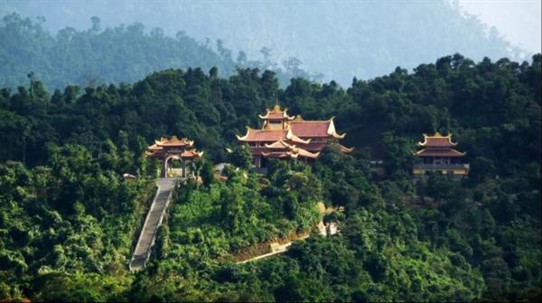 khu di tích Yên Tử Quảng Ninh