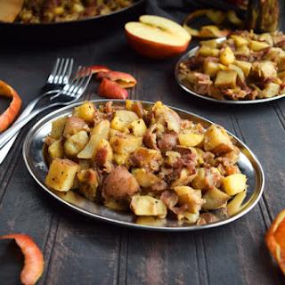 Apple Bacon Breakfast Potato Hash