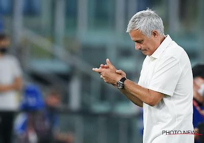 José Mourinho veut faire du tri dans l'effectif de la Roma