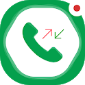 Auto call recorder - Two ways call recorder 2019 icon