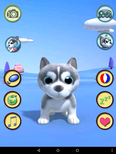 Talking Puppy 1.51 screenshots 9