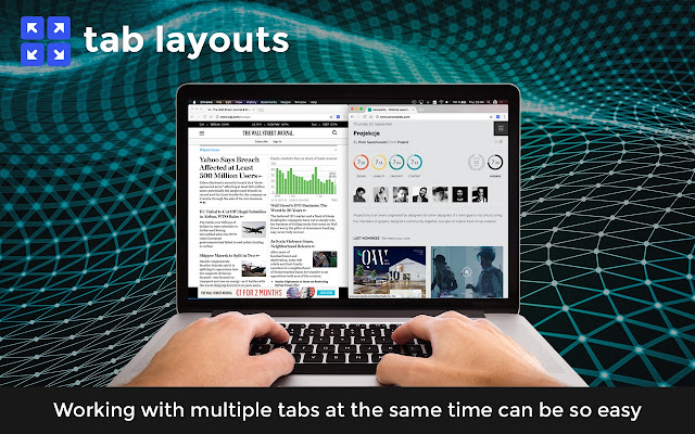 Tab Layouts - Arrange Tabs Into Layouts