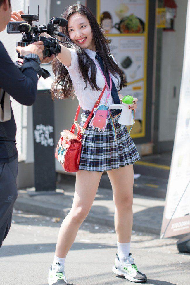 nayeon uniform 3