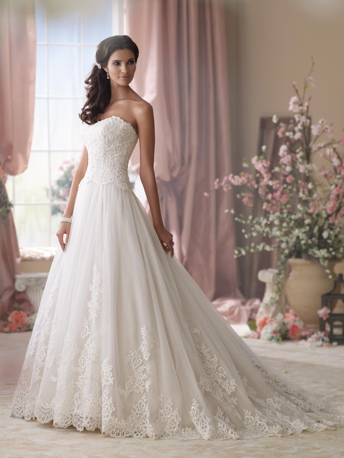 Wedding dress designs android apps on google play Wedding dress design app
