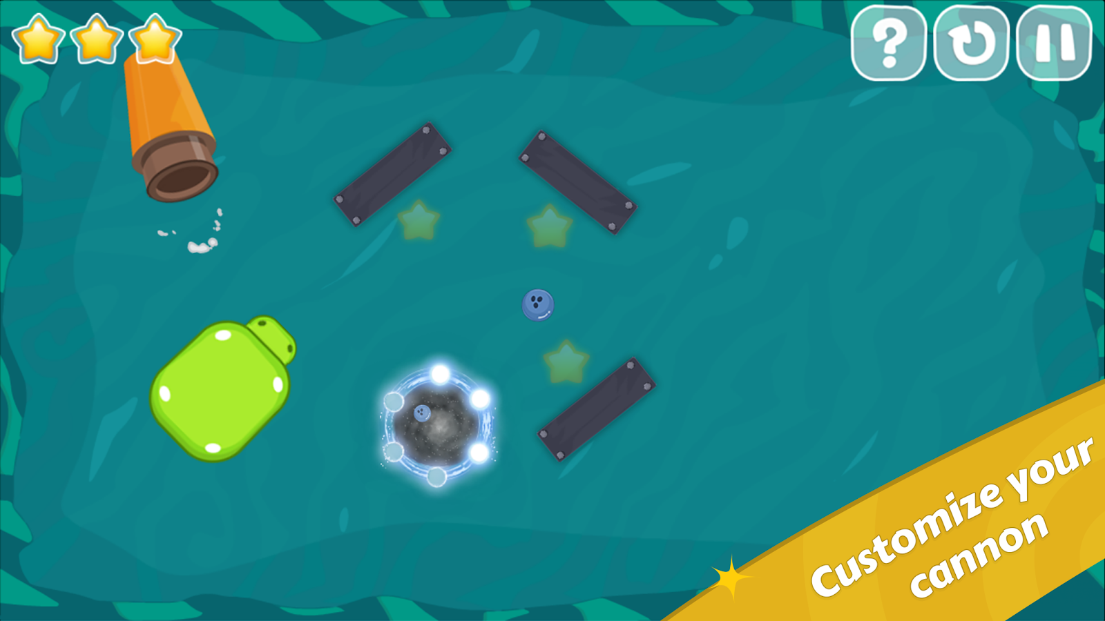 World of ball- screenshot