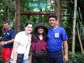 Photo: New Paraguayan friends