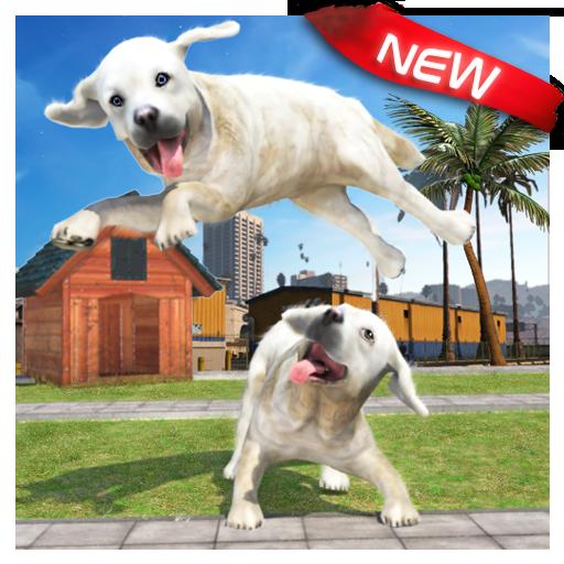 Dog Simulator - Dog Stunts