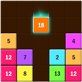 Drag N Merge - Block Puzzle icon