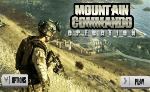 Mountain Commando Operation