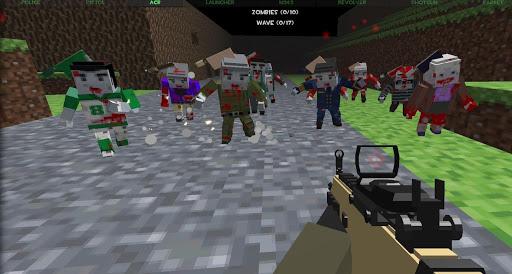 Pixel Apocalypse: Infection Begin cheat screenshots 1