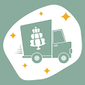Cake Delivery icon